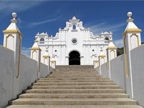 Salvador church